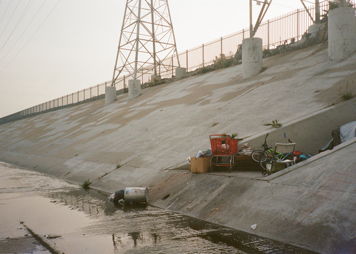 ON THE ROAD: LOS ANGELES RIVER, CALIFORNIA