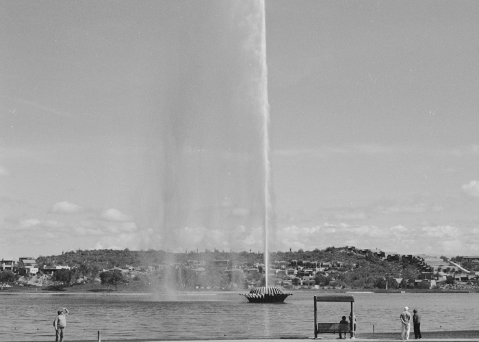 THE WORLD'S 4TH TALLEST FOUNTAIN OF FOUNTAIN HILLS.