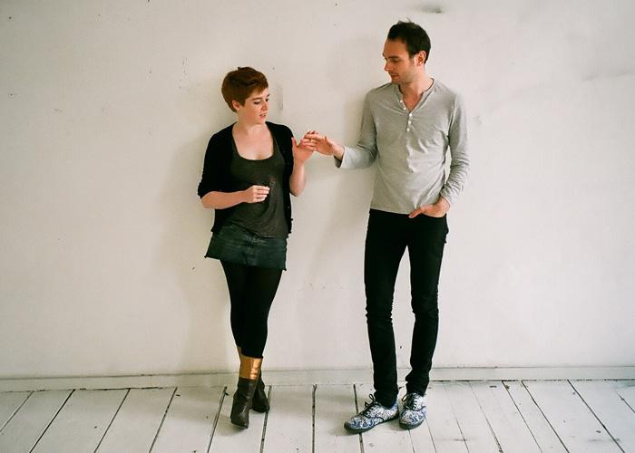 Q&A: Artist Manon Awst & Benjamin Walther