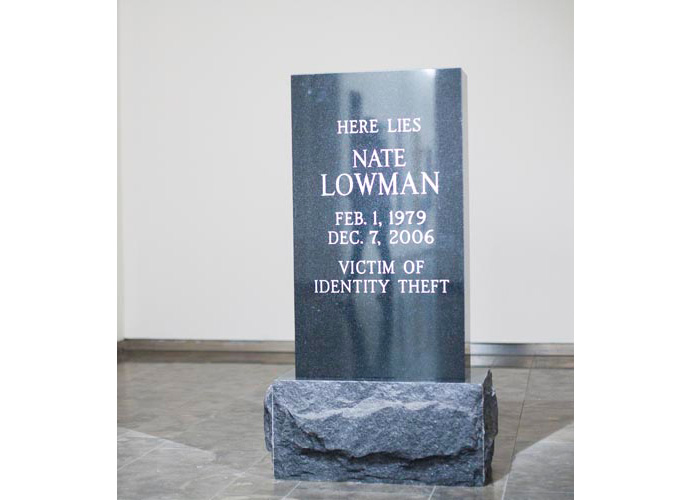 Nate Lowman, now in Oslo
