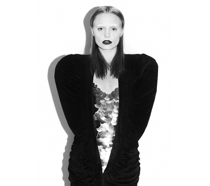 Anna U, Artist & Covergirl