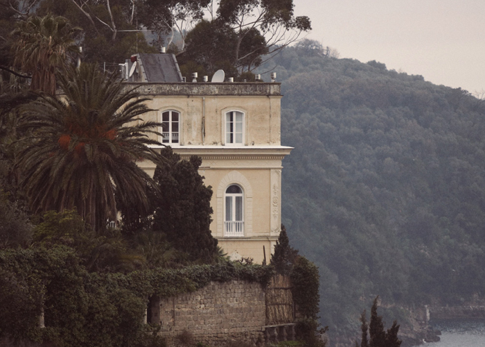In front of us: French riviera