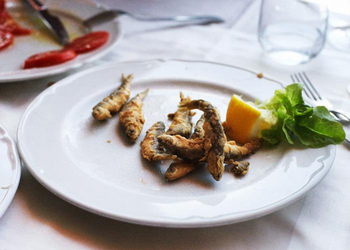 The Swedish Chef: Pesce