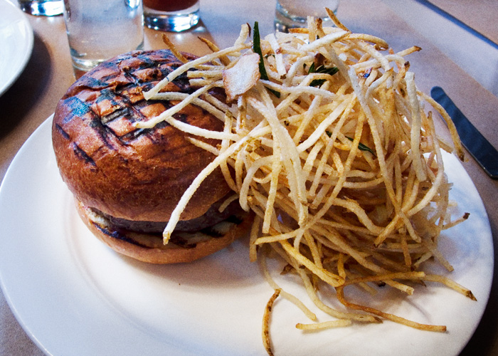 One Great Burger