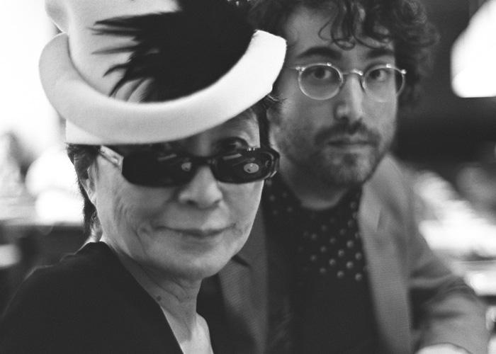 Yoko, Sean & Sea Urchins