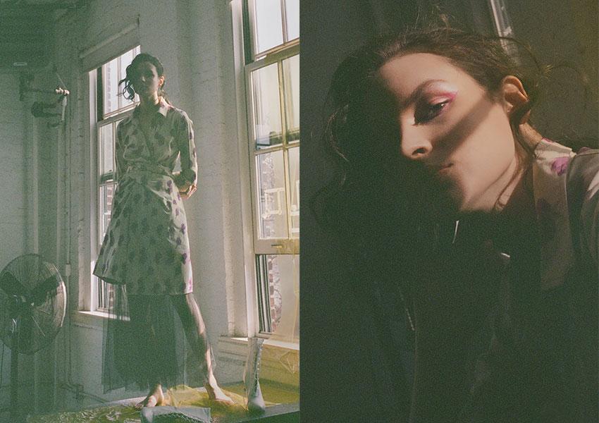 Fashion Story: Lucid Dream